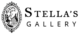 Stellas Gallery Website Logo